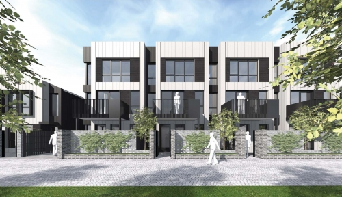 New Homes for Christchurch