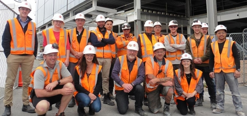 Fletcher Constructions help in rebuilding Christchurch